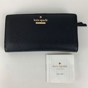 New Kate Spade Jackson Street Stacey Wallet